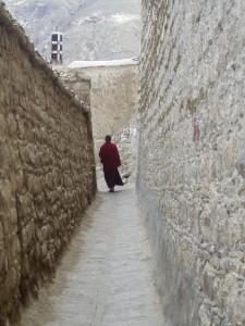 camino espiritual, camino en solitario