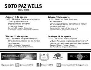 Sixto Paz Mexico Ago 2011